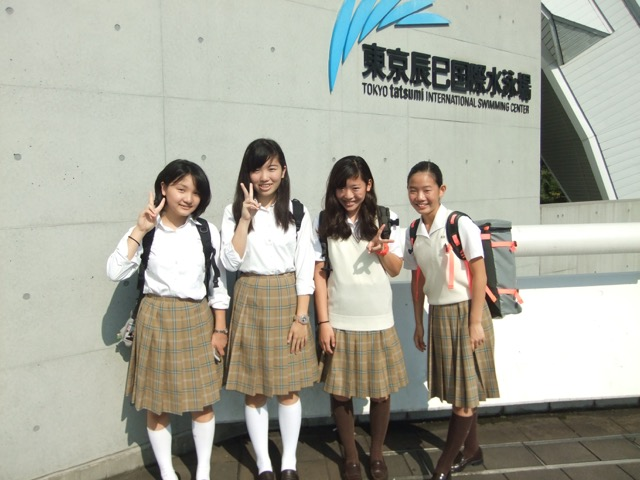 聖ドミニコ学園高等学校制服画像